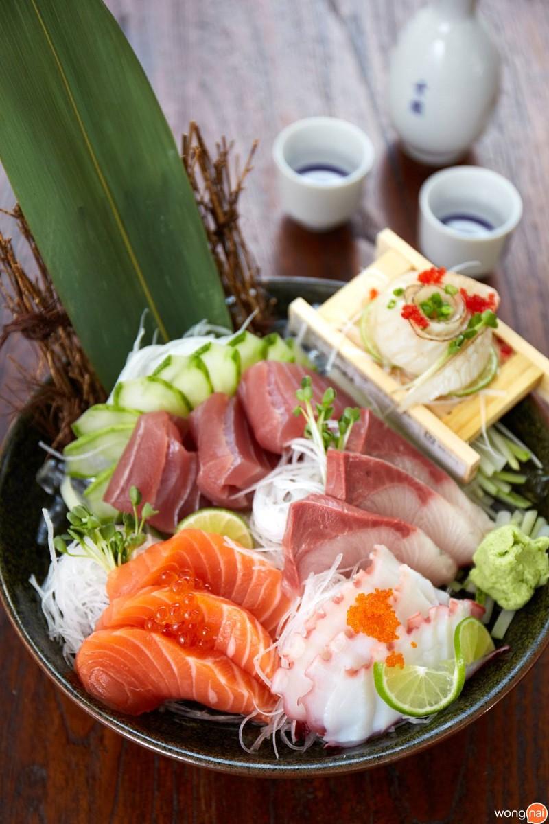 Sashimi Set B