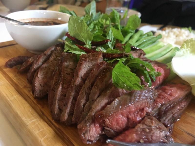 เนื้อโคขุนย่าง