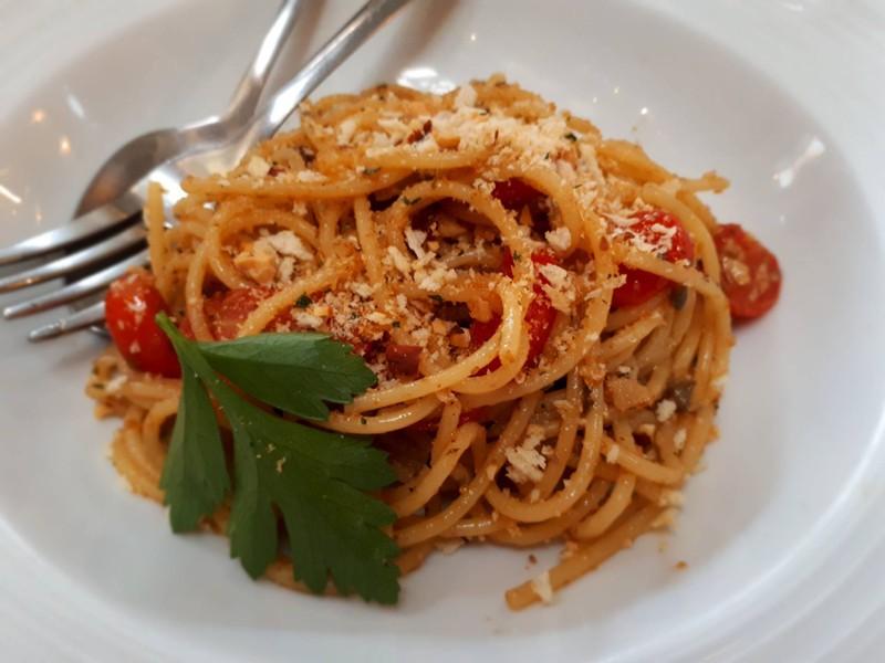 Spaghetti Pork Cheek Ragu##1