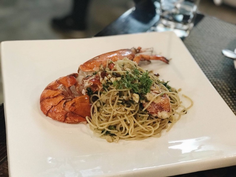 Chef's Style Spaghetti With Imported Lobster