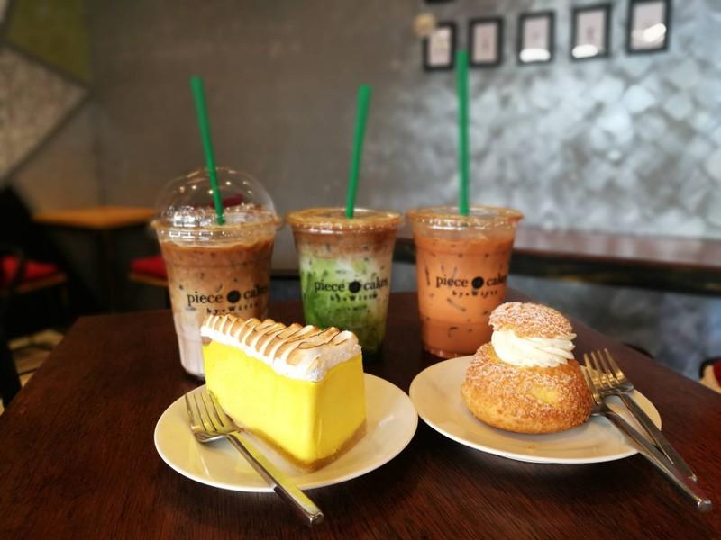 กาแฟและเค้ก##1