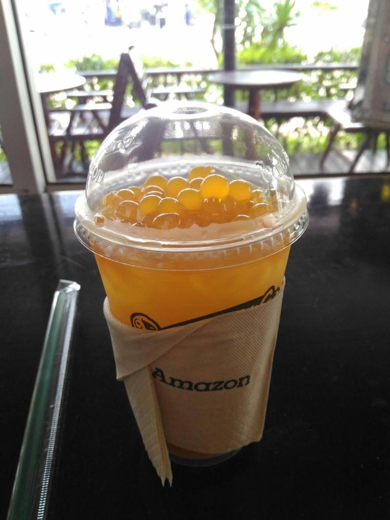 Earl Grey Pop Juice