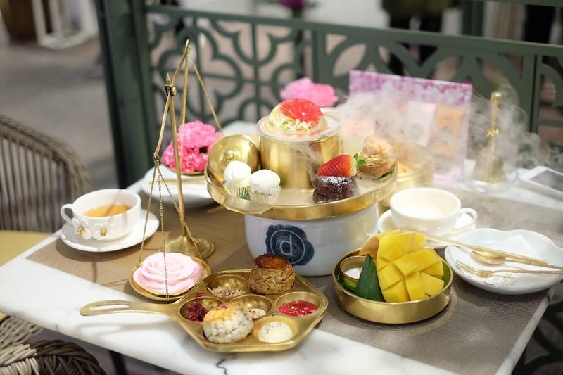Divana Signature Afternoon Tea Set