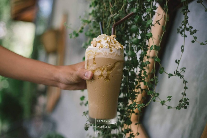 หอมกวานกลมกล่อมด้วยกาแฟและมะม่วงหิมพานต์