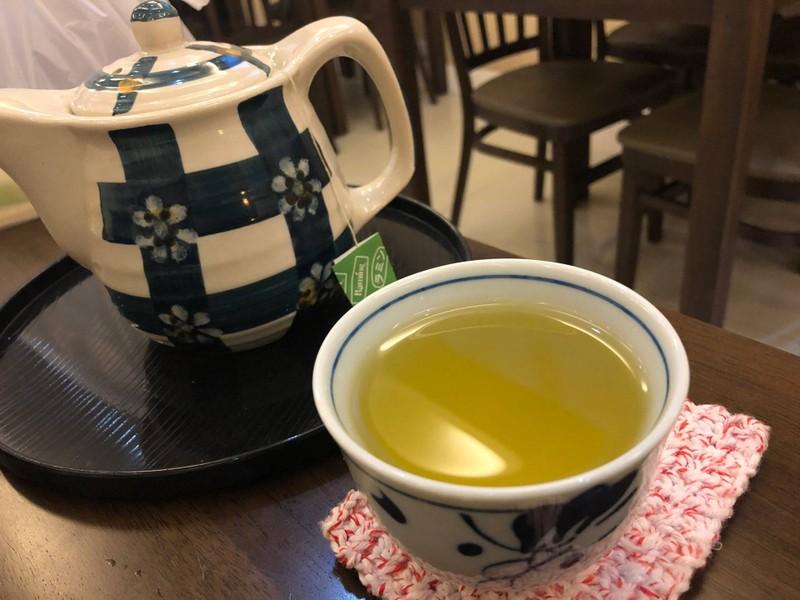 Japanese Hot Tea