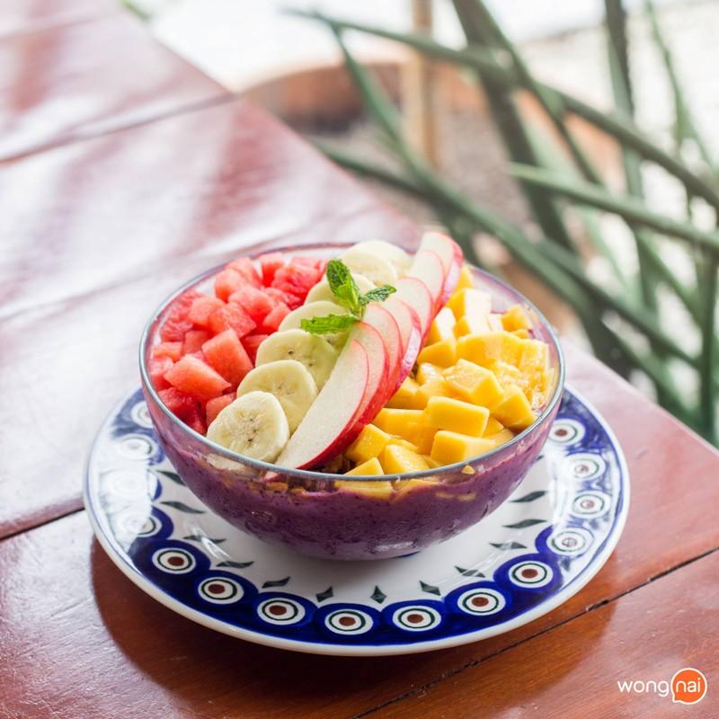 Tropical Acai Bowl
