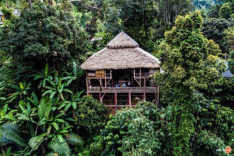 เที่ยวธรรมชาติ เชียงใหม่ ต้องที่ บ้านแม่แมะ หมู่บ้านกลางป่า ที่เที่ยวเชียงใหม่