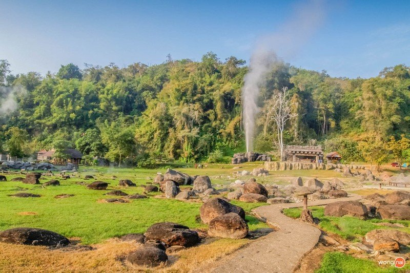 บ่อน้ำพุร้อนฝาง ที่เที่ยว เชียงใหม่ Pantip ที่เที่ยวเชียงใหม่