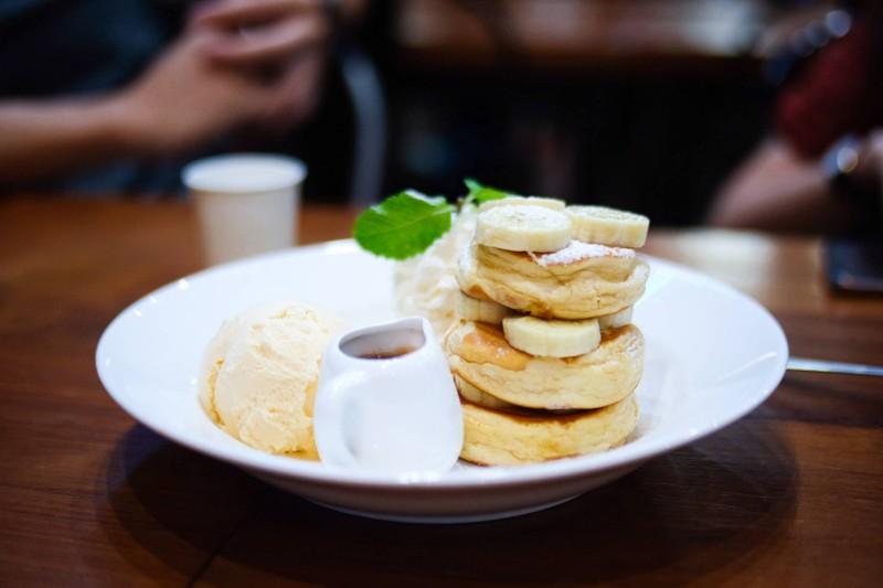 Salted Caramel Pancake
