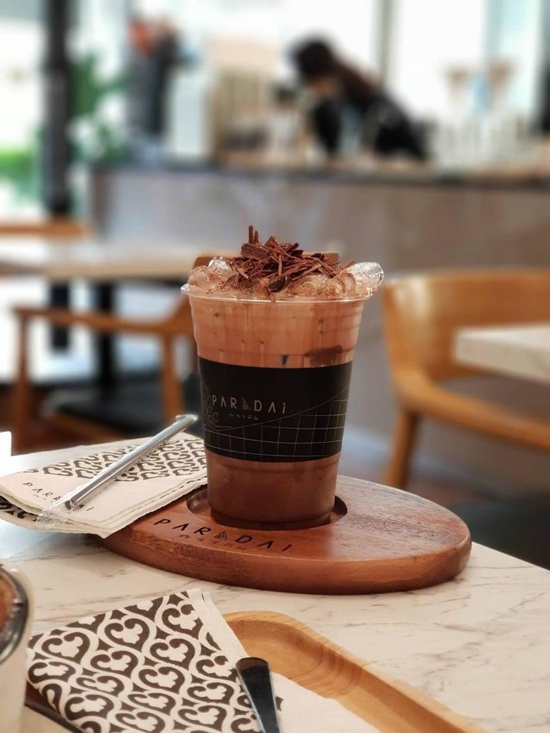 ช็อคโกแลตเย็นภราดัย