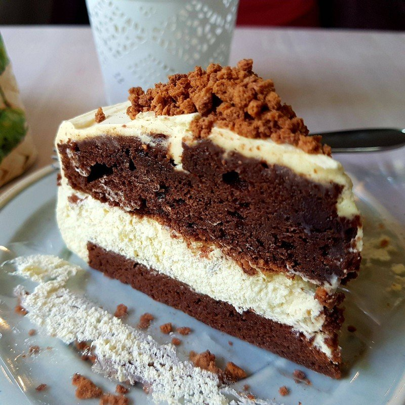 dark beer horlicks cake