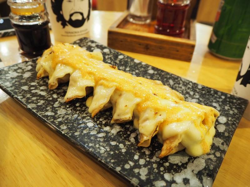 Mentai Cheese Gyoza เมนไทชีส เกี๊ยวซ่า