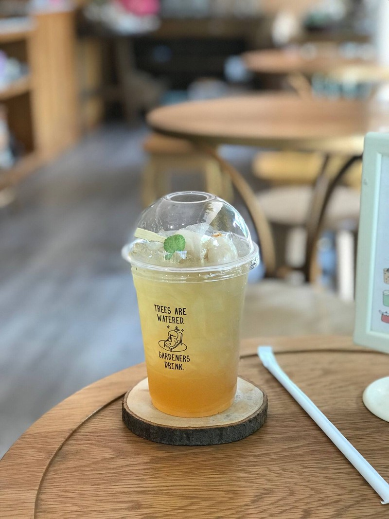 Lychee Rose Tea