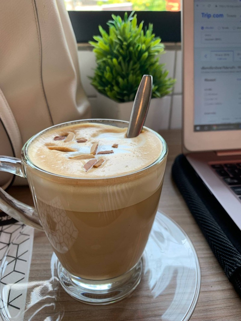 Almond Latte##1