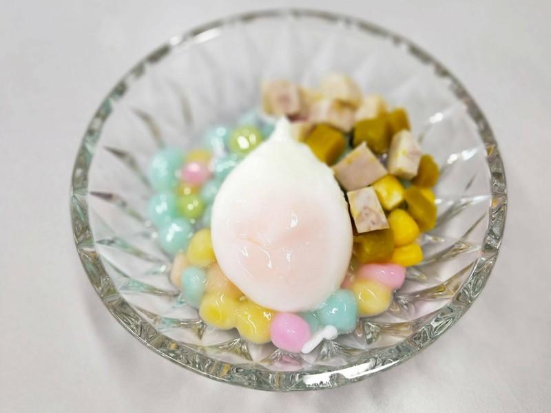บัวลอยไข่หวาน