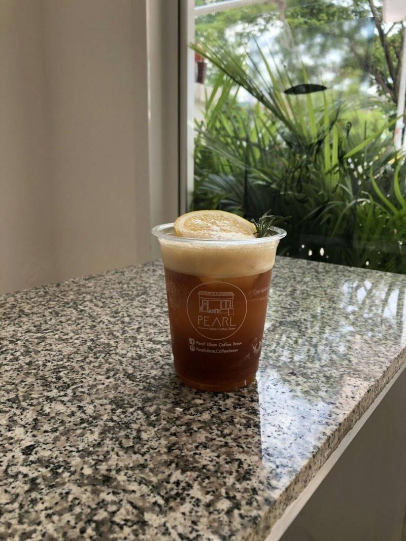 กาแฟ coldbrew ดื่มง่าย สดชื่น