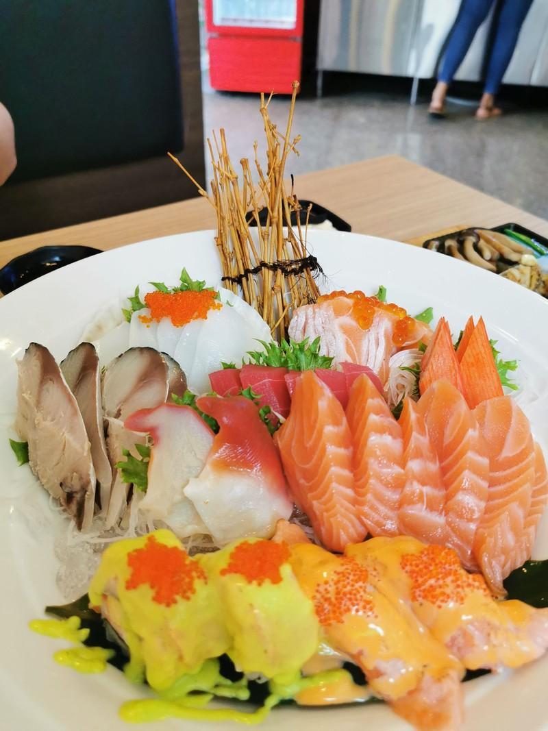 Nami Sushi Set##1