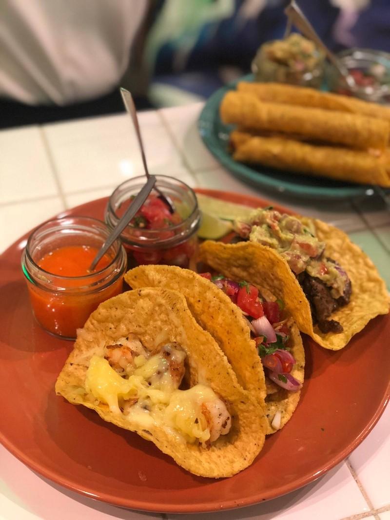 Corn Shell Tacos