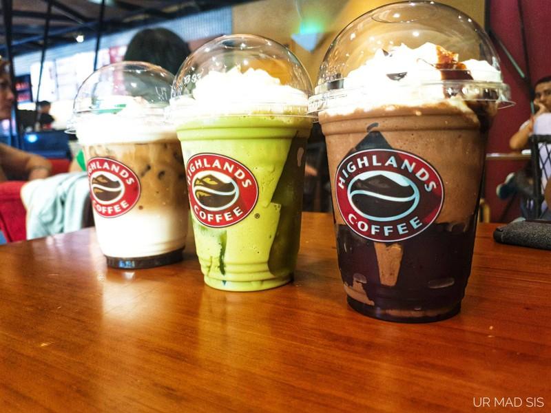 ชาเขียว ช็อคโกแลต กาแฟ