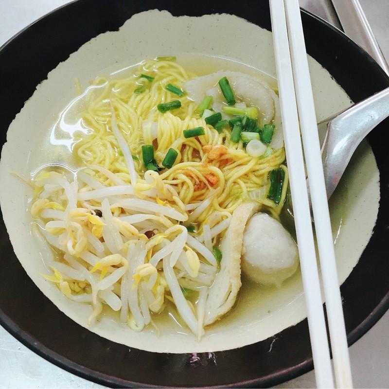 ก๋วยเตี๋ยวน้ำ (Noodles with soup)