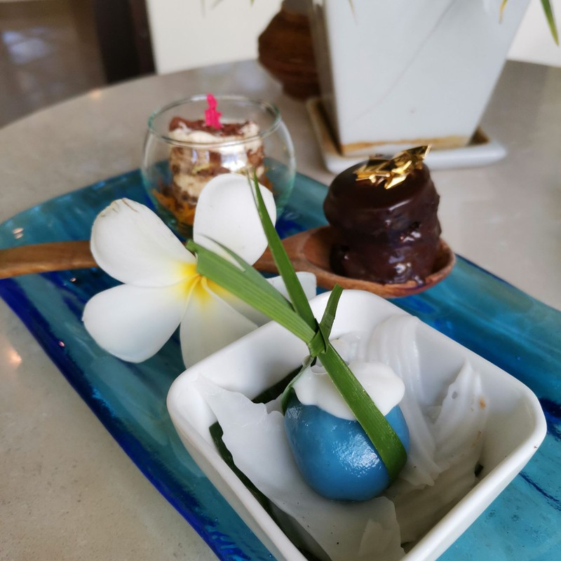 welcome desserts
