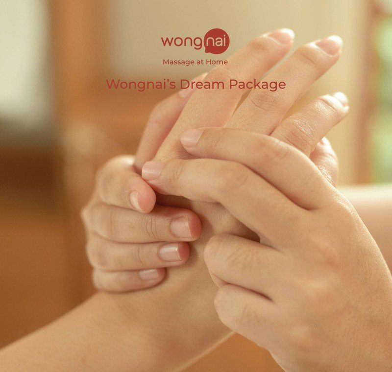 Wongnai's Dream Package A