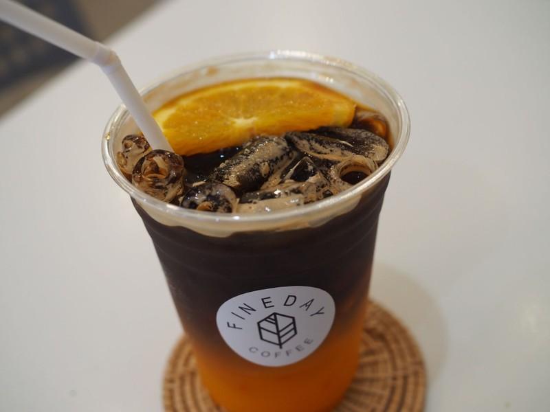 orange tonic espresso