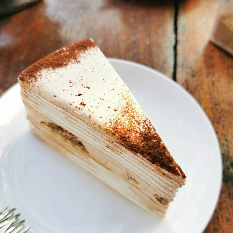 ทิรามิสุเครปเค้ก