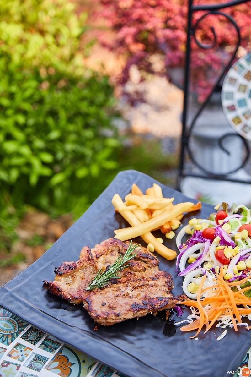 Black to Basic Pork Steak##1