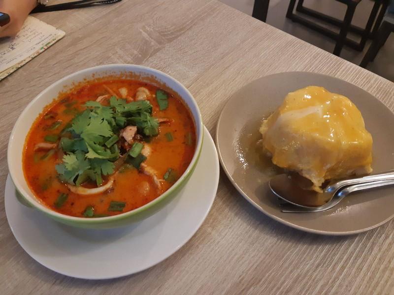 ต้มยำ+ข้าวไข่ข้น##1