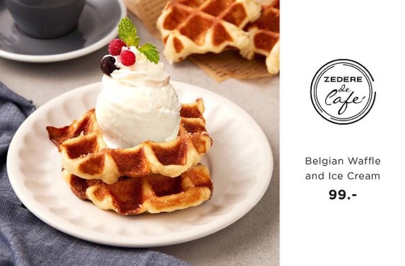 Belgaim waffle