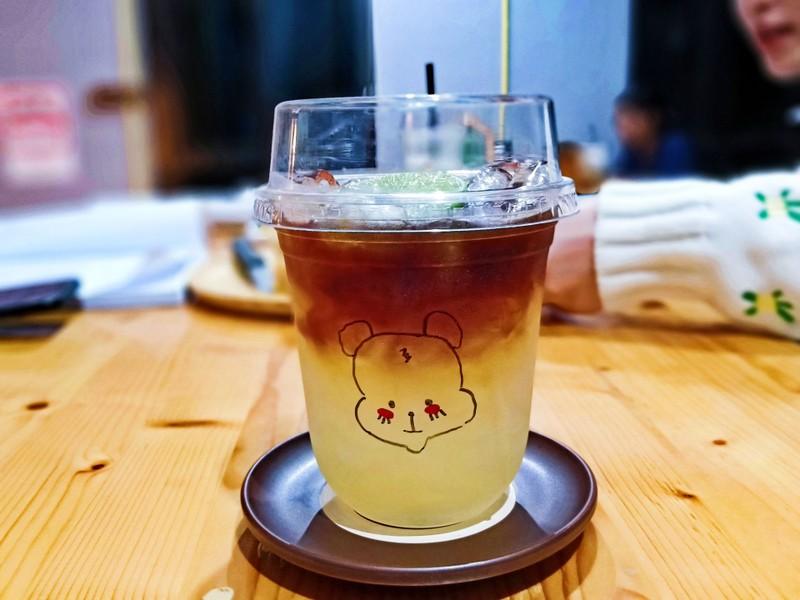 มะนาว+กาแฟช็อต