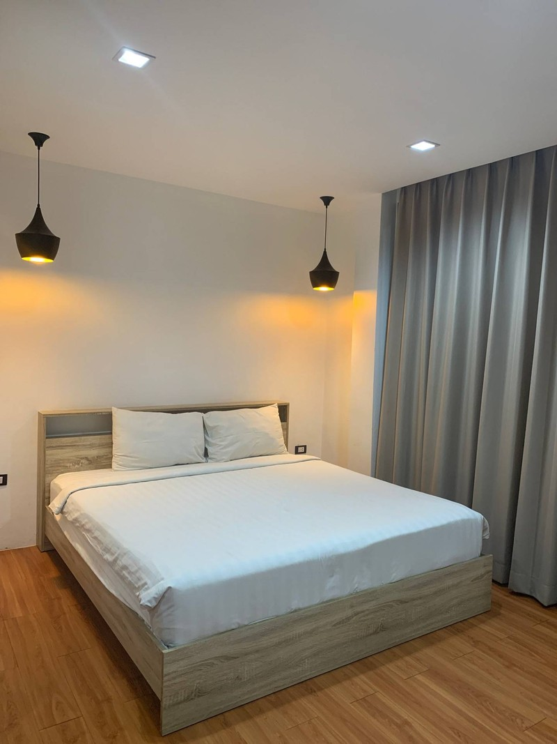 ห้องพักเตียงเดี่ยวราคา 590 บาท