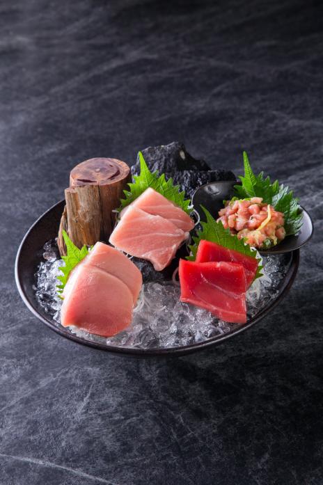 Zembu Maguro Sashimi Set