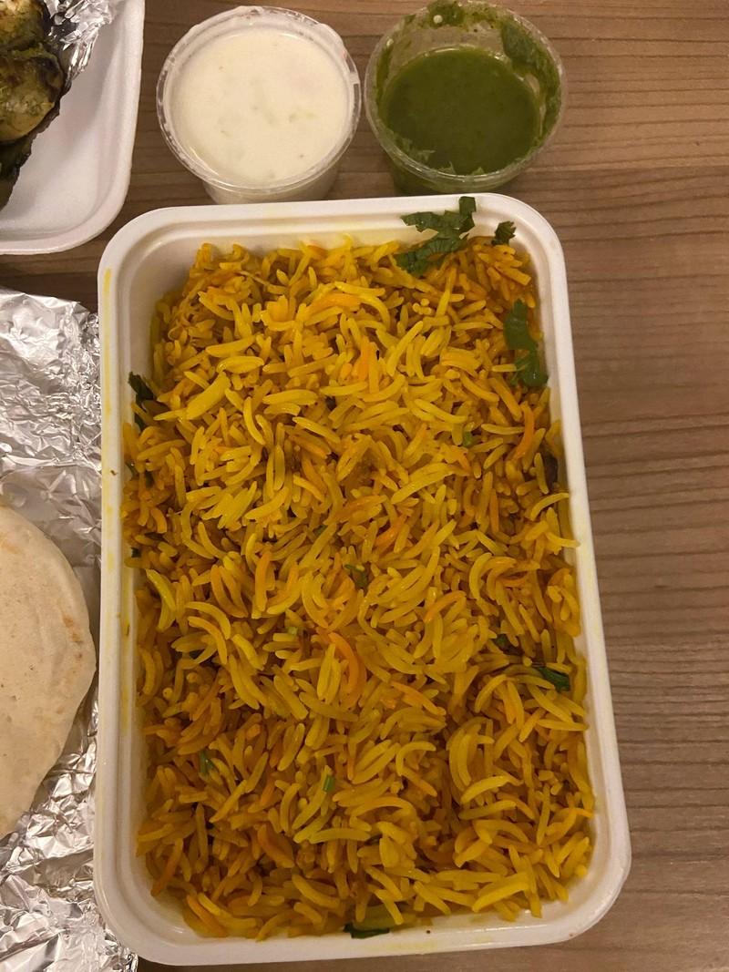 ข้าว Basmati เมล็ดยาวนุ่ม หอมเครื่องเทศ