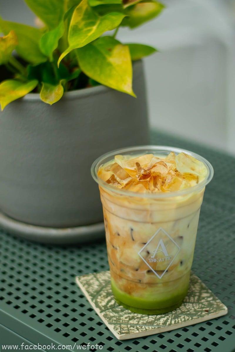 Koi Matcha Espresso