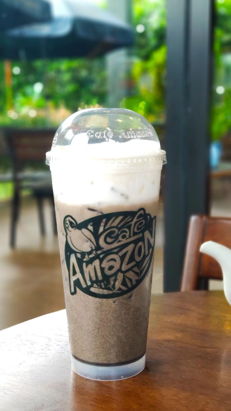 Hojicha Milk Cream
