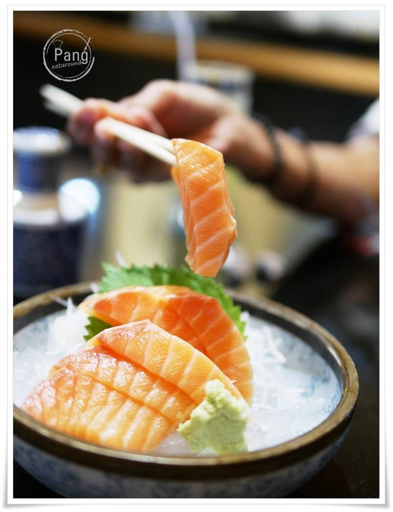 Salmon Sashimi L (375g)