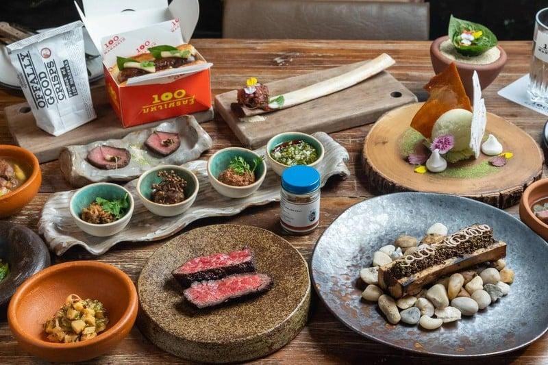 10 ร้านอาหารไทยร่วมสมัย