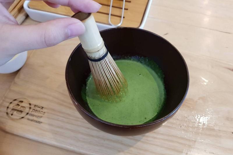 10 ร้านเชี่ยวชาญเรื่องชาเขียว
