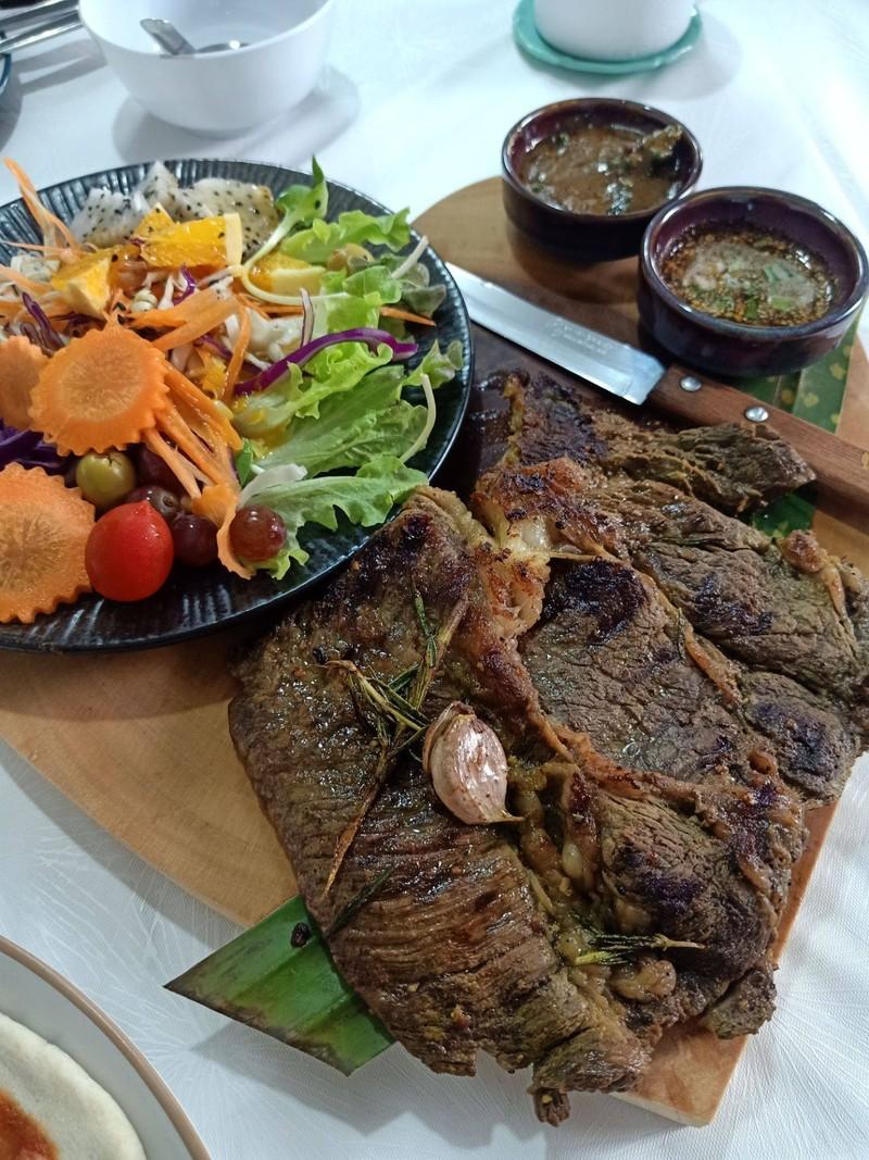 Wagyo Beef Steak