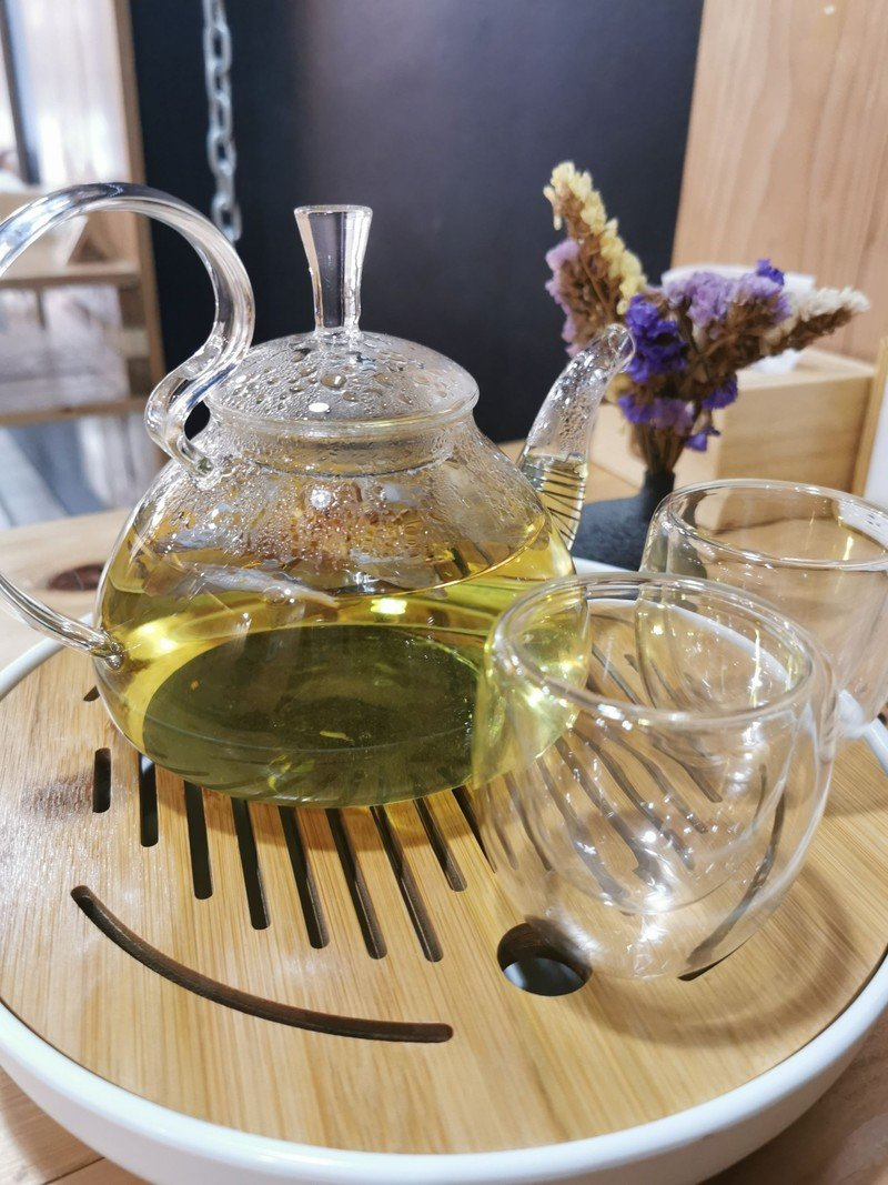 Water Lilly Tea