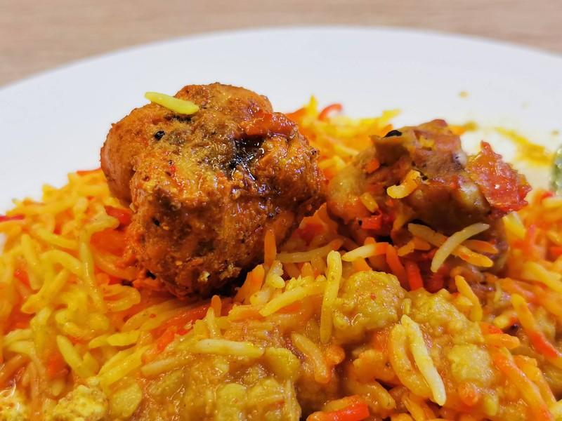 ไก่ทันดูรี อร่อยเนื้อฉ่ำๆไม่แห้งรสดีมาก