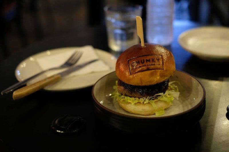 Classic Chunky Burger Beef