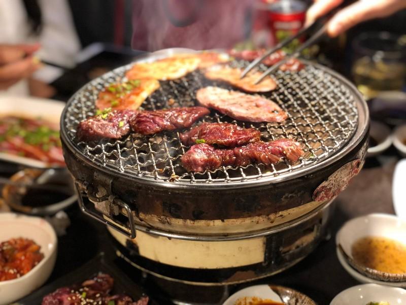 เนื้อดีทุกส่วน แม้แต่กระบังลมยังดีงาม ทั้งเนื้อทั้งหมูคัดสรรมาอย่างดี ปิ้งย่าง p