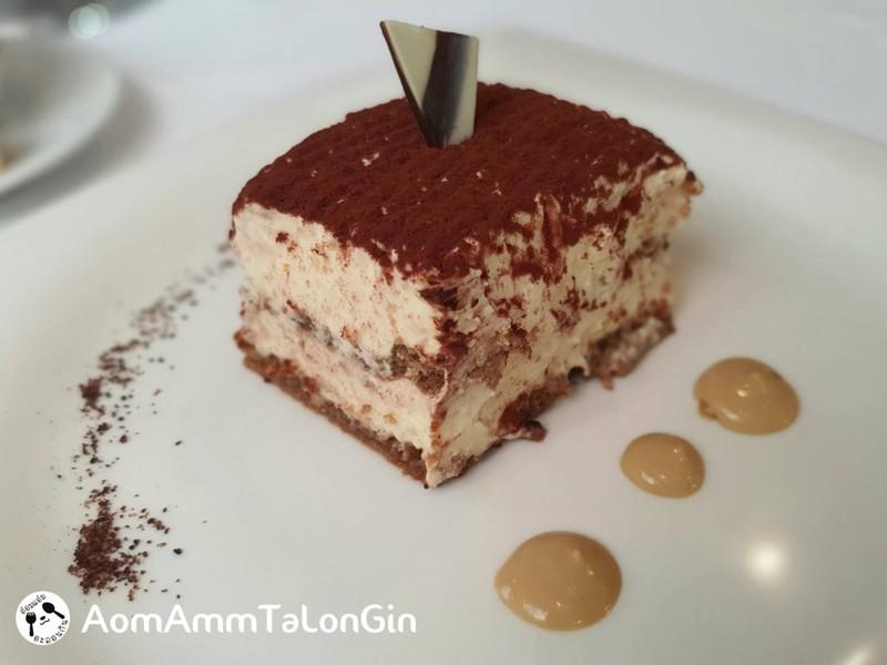 Gianni's Tiramisu
