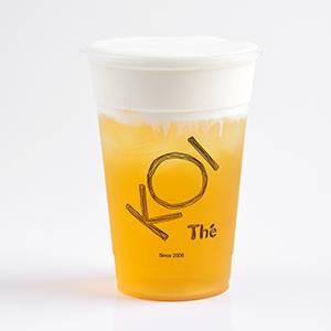 Green Tea MAcchiato (M)