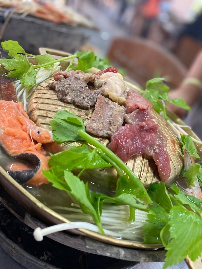 ปิ้งย่าง Seafood