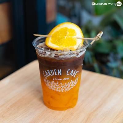 กาแฟใส่น้ำส้ม