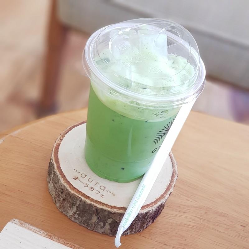 Kagoshima Matcha Milk
